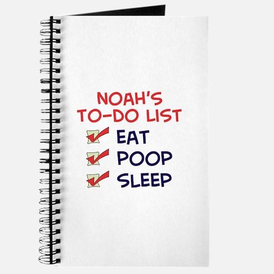 Noah's To-Do List Journal