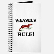 Weasels Rule! Journal