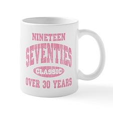 1970's Classic Pink Mug