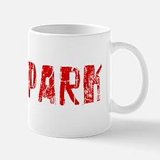 Moorpark Faded (Red) Mug