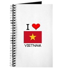 I Love Vietnam Journal