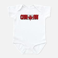 Canadian Infant Creeper