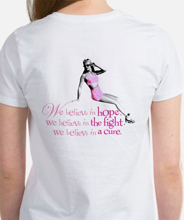 Breast Cancer Fight Women's T-Shirt