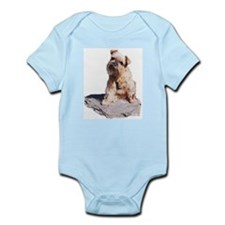 Rocky Brussels Griffon Infant Creeper