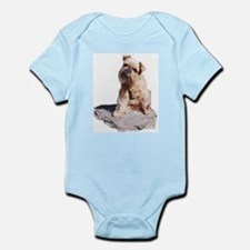 Rocky Brussels Griffon Infant Creeper