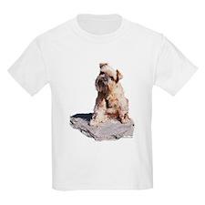 Rocky Brussels Griffon Kids T-Shirt