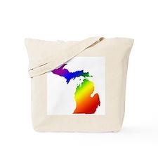 Michigan Gay Pride Tote Bag