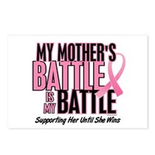 My Battle Too 1 (Mother BC) Postcards (Package of