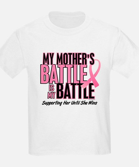 My Battle Too 1 (Mother BC) T-Shirt