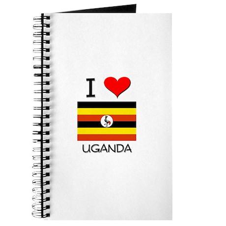 I Love Uganda Journal