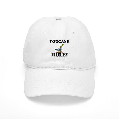 Toucans Rule! Cap