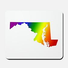 Maryland Gay Pride Mousepad