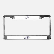 Calvary Chapel License Plate Frame