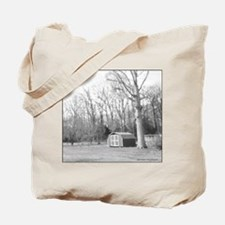 Painted Simplicity Tote Bag