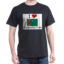 I Love Turkmenistan T-Shirt