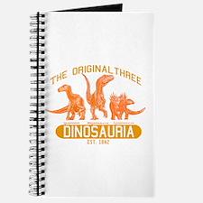 Orange Dinosauria Journal