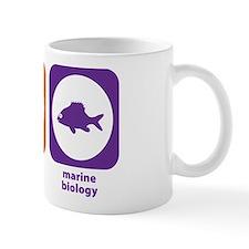 Eat Sleep Marine Biology Small Mug