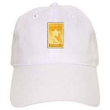 Gold Star Mothers Military Stamp Baseball Cap