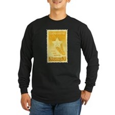 Gold Star Mothers Military Stamp T