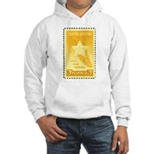 Gold Star Mothers Military Stamp Hoodie