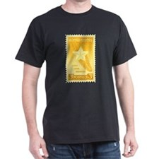 Gold Star Mothers Military Stamp T-Shirt