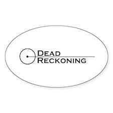 Dead Reckoning Logo Decal