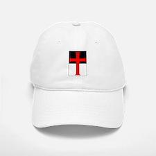Red Cross on Beausant Baseball Baseball Cap