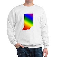 Indiana Gay Pride Sweatshirt
