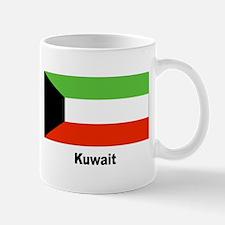 Kuwait Kuwaiti Flag Mug