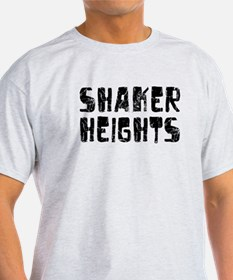 Shaker Heights Faded (Black) T-Shirt