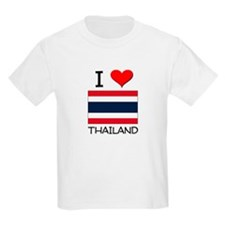 I Love Thailand T-Shirt