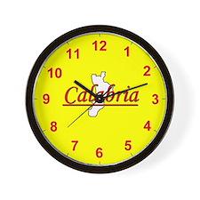 Cool Cosenza Wall Clock