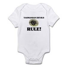 Tasmanian Devils Rule! Infant Bodysuit