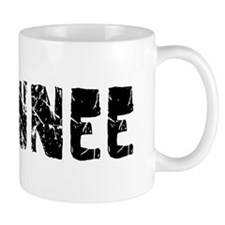 Shawnee Faded (Black) Mug