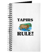 Tapirs Rule! Journal