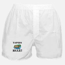 Tapirs Rule! Boxer Shorts