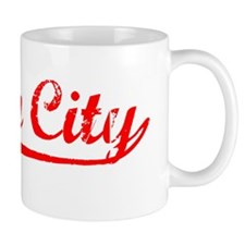 Vintage Union City (Red) Mug