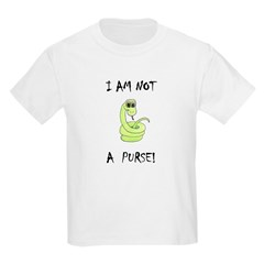 I am not a purse! light (PETA) T-Shirt