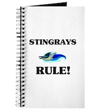 Stingrays Rule! Journal