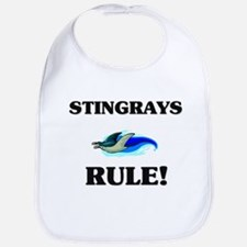 Stingrays Rule! Bib