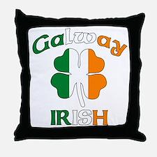 Galway Irish Throw Pillow