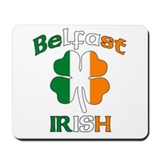 Belfast Irish Mousepad