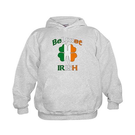Belfast Irish Kids Hoodie