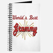 Starburst Grammy Journal