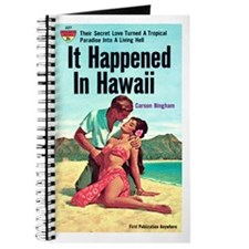 "Pulp Journal - ""It Happened in Hawaii"""