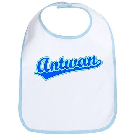 Retro Antwan (Blue) Bib