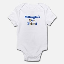 Mikayla's Best Friend Infant Bodysuit