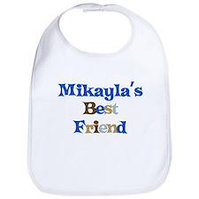 Mikayla's Best Friend Bib