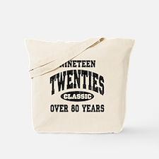 1920's Classic Tote Bag