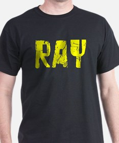 Ray Faded (Gold) T-Shirt